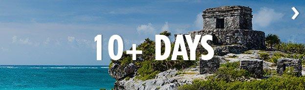 10+ DAYS