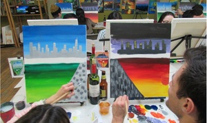 Two-Hour BYOB Painting Class