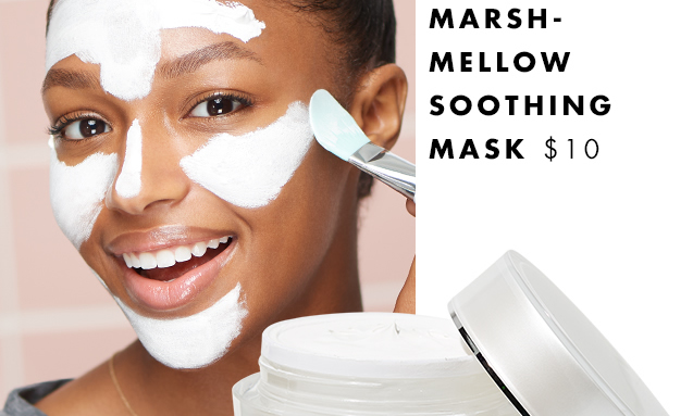 Marsh-Mellow Soothing Mask $10