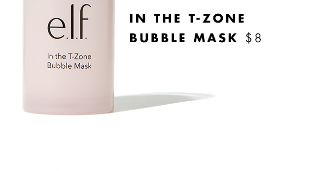 In The T-Zone Bubble Mask $8
