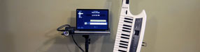 The Wireless MIDI Keyboard Rig