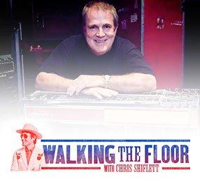 Walking the Floor: Paul Franklin