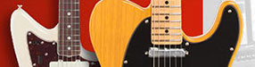 Own a Fender in 12 Payments