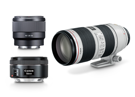 Shop best-selling lenses