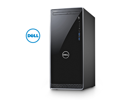 Shop Dell desktop and monitor bundle*