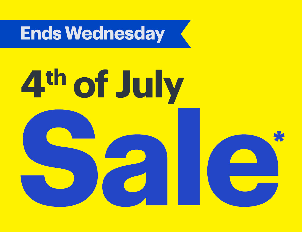 Shop the 4th of July Sale*