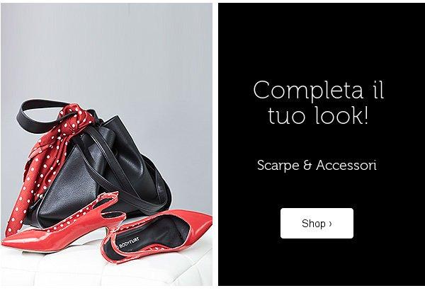 Scarpe e accessori >>