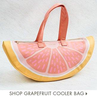 Shop Grapefruit Cooler Bag!