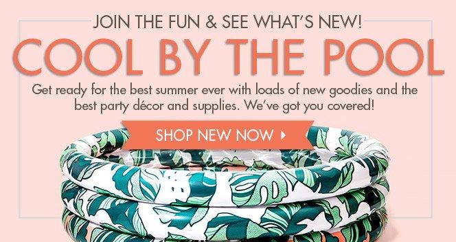 Shop Summer Now!