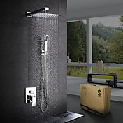 Shower Faucet - Modern / Contemporary Chr...