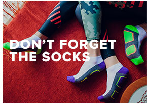 Don't For get The Socks