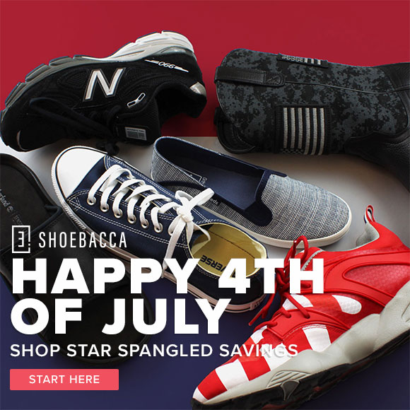 Happy 4th of July, SHOP STAR SPANGLED SAVINGS - START HERE