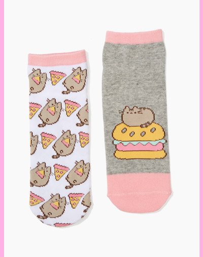 Pusheen Ankle Sock 2pk