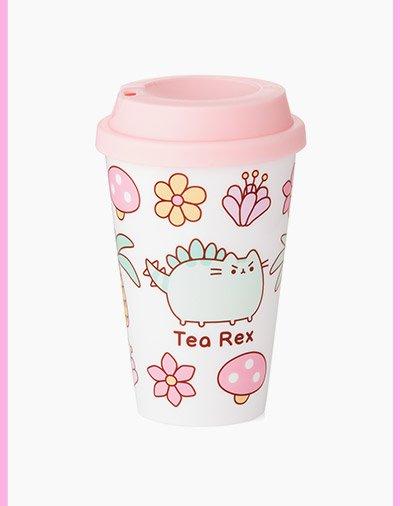 Pusheen Tea Rex Cup