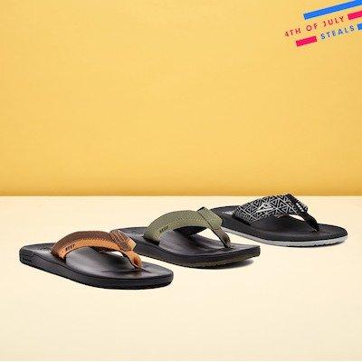 Men's Flip Flops Starting at $15