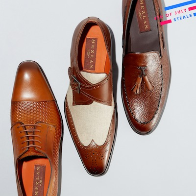 Luxe Dress Shoes Up to 50% Off