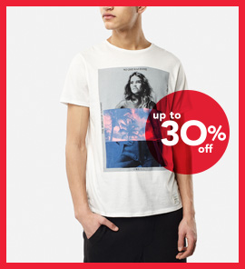 SHOP TEES UP TO 30% OFF