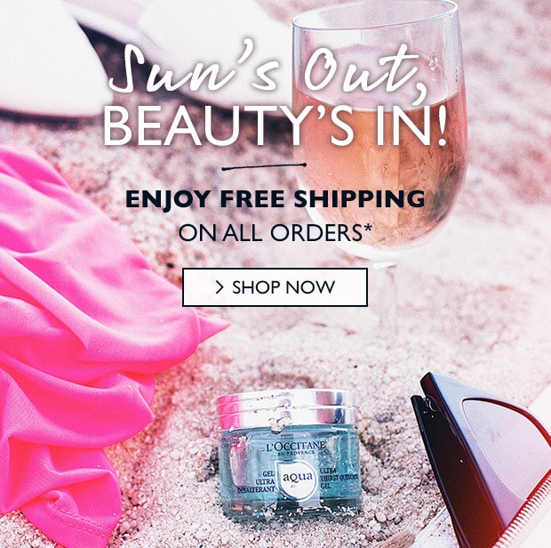 Enjoy FREE Shipping on All Orders* SHOP NOW.