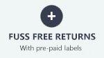 FUSS FREE  RETURNS