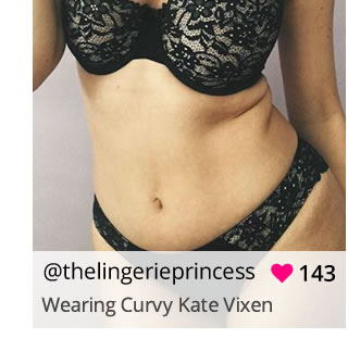 Curvy Kate Vixen