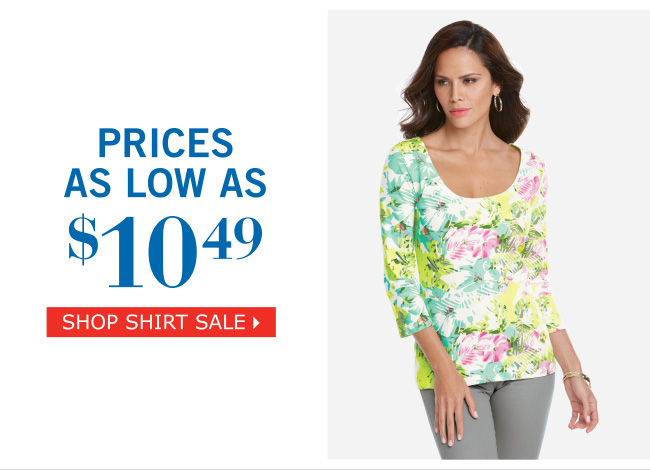 Shop Clearance Tops & Sweaters