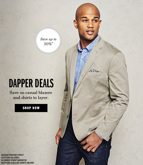 Dapper Deals