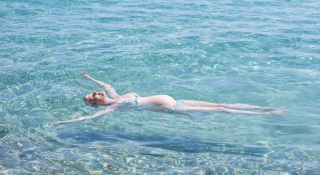 enceinte et vacances