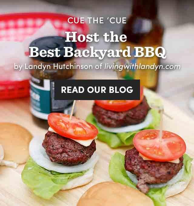 Host The Best Backyard BBQ