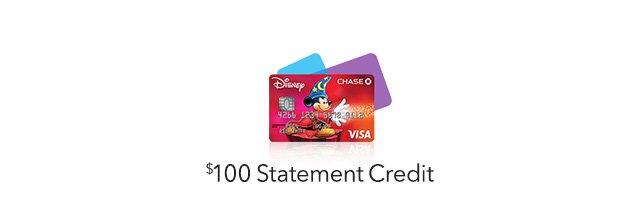 $100 Statement Credit
