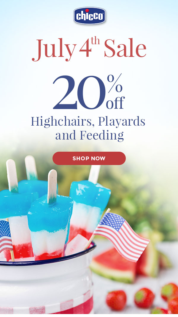 Celebrate the 4th and save!