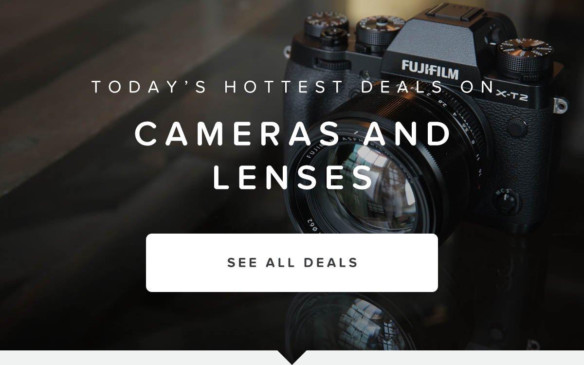 Mirrorless cameras and lenses