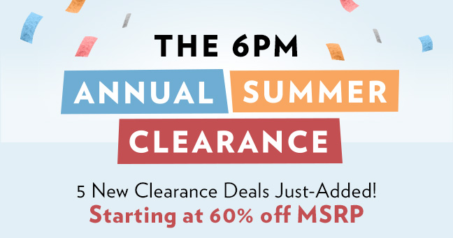 Shop All Clearance