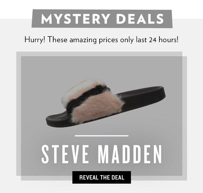 Steve Madden Mystery Deal