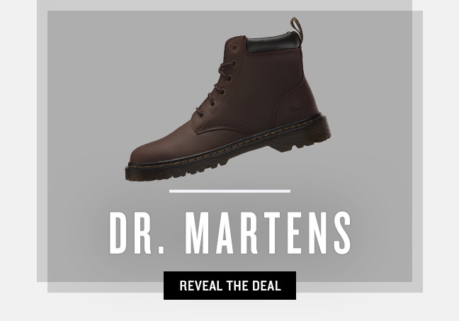 Dr Martens Mystery Deal
