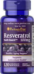Resveratrol 100mg