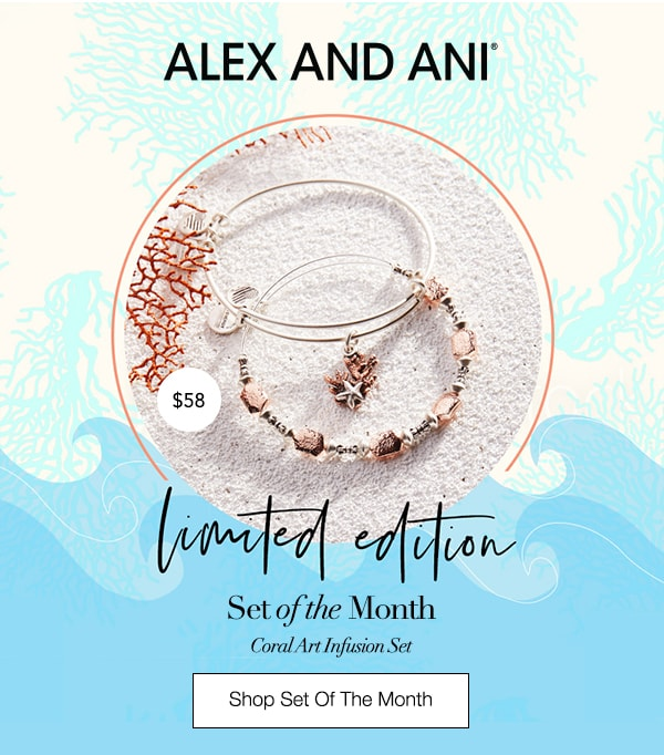 Alex and Ani Set of the Month