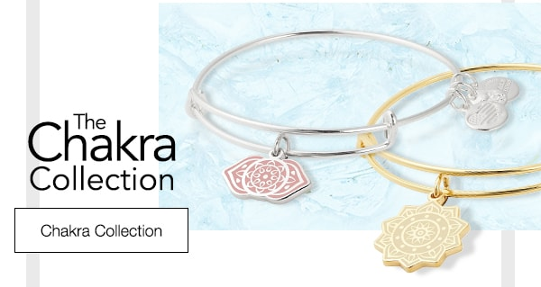 Alex and Ani Chakra COllection