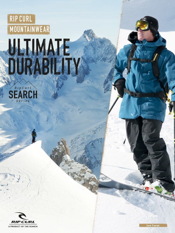 Rip Curl Snow Gear Search Series