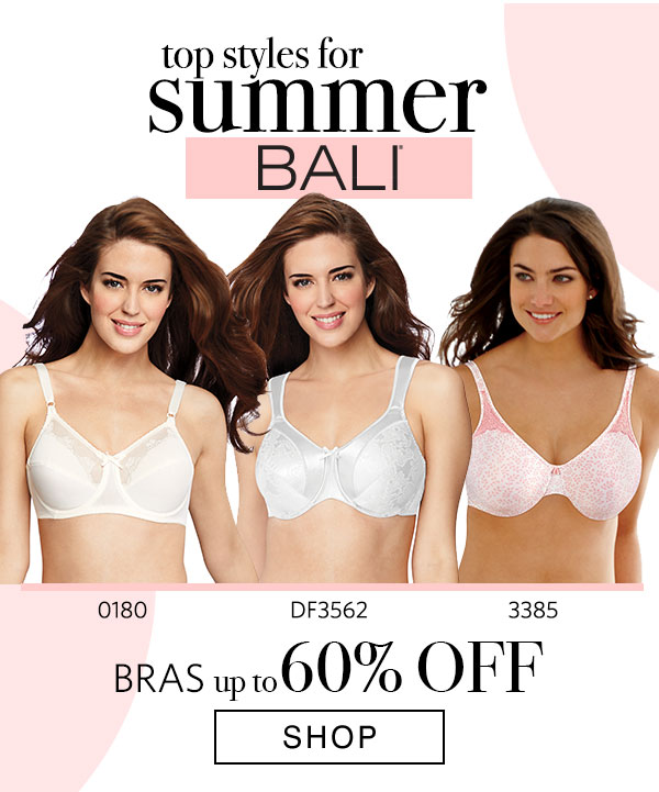Shop Top Bali Bras