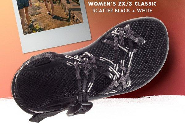 WOMEN'S ZX/3 CLASSIC