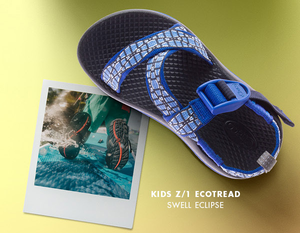 KIDS Z/1 ECOTREAD