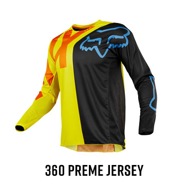 360 Preme Jersey