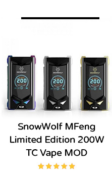SnowWolf MFeng Limited Edition