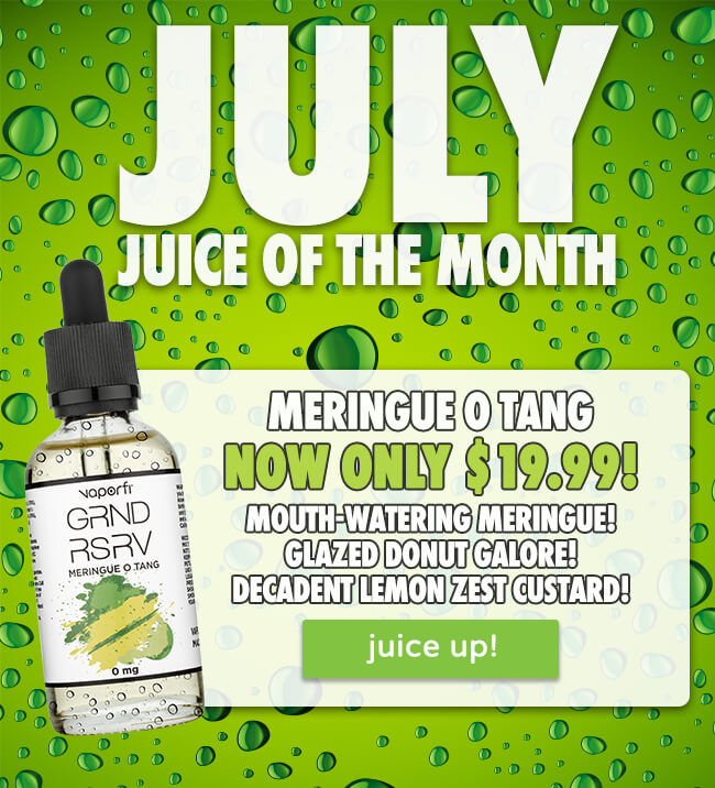 Juice Of The Month