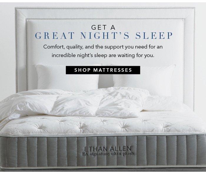 Shop mattresses >
