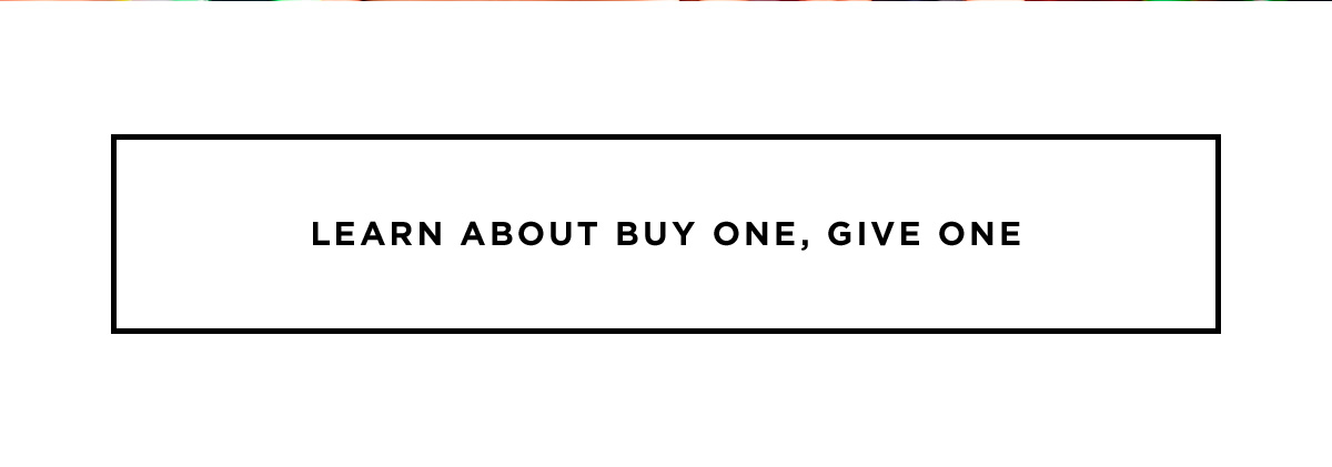 learn about buy one, give one
