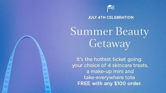 Summer Beauty Getaway