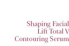 Shaping Facial Lift Total V Contouring Serum