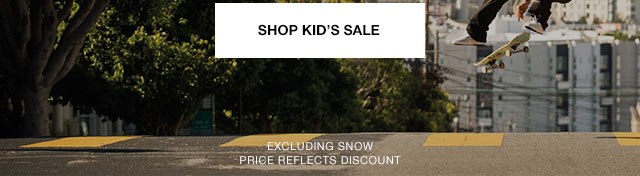 Hero CTA 3 - Shop Kid's Sale