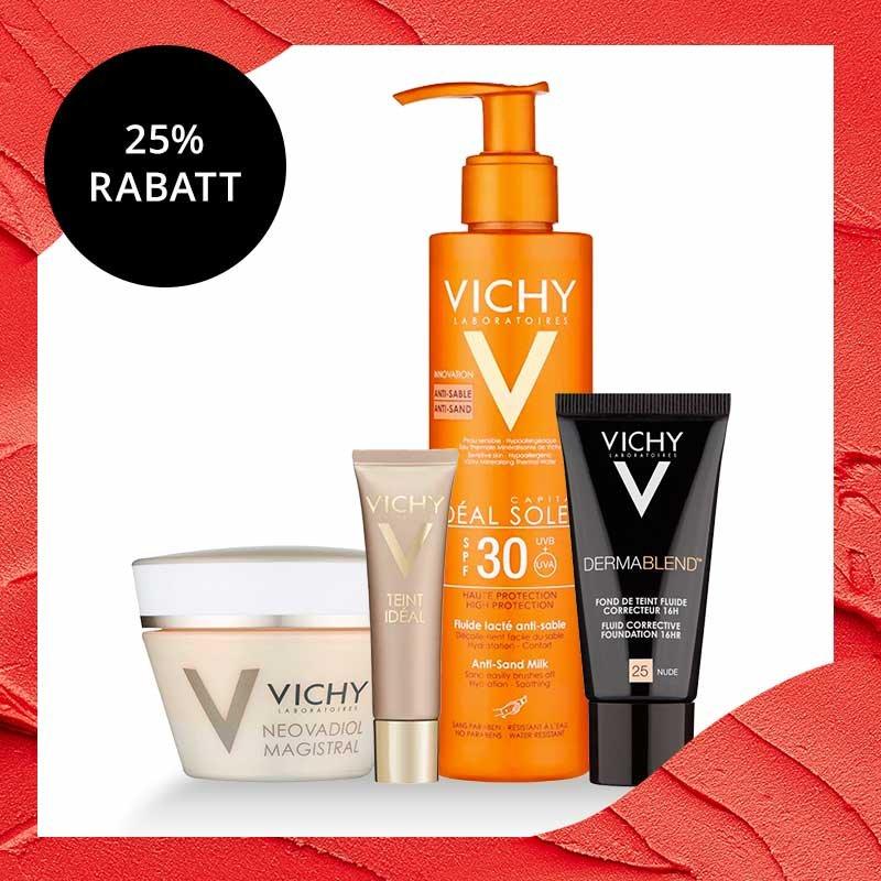 Vichy 25% off